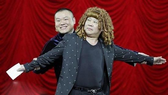 网曝岳云鹏搭档郭德纲参加《欢乐喜剧人》第四季录制