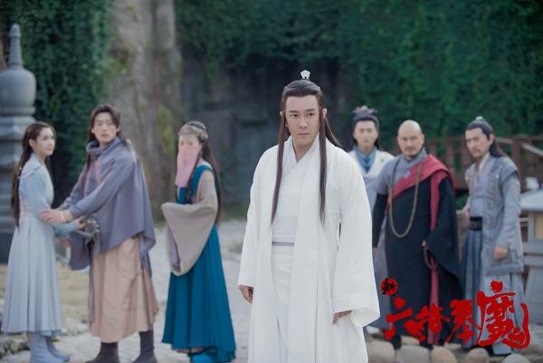 《新六指琴魔》杀青 陈浩民胡然携手撼动武林