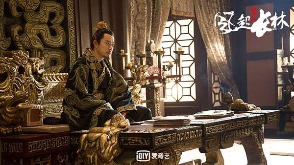 """《琅琊榜之风起长林》大boss郭京飞""""领盒饭"""",剧情开虐黄晓明今晚下线"""