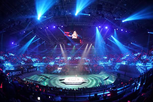 卡西欧G-SHOCK闪耀35周年庆,坚韧不止,无惧挑战