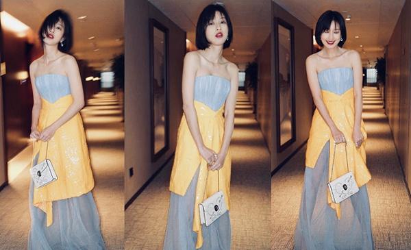 张俪现身小资时尚盛典,少女解忧笑容暖化众人