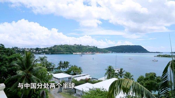 """江苏卫视《最爱故乡味》今晚开播 这座瓦努阿图最大的酒店其实是""""中国造"""""""