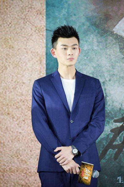 《庆余年》发布会 刘润南新鲜加盟蓄势待发
