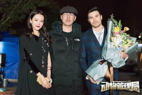 黄一琳出演《动物管理局》 大胆突破演绎风情万种兔子精