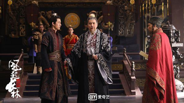 《琅琊榜之风起长林》下周热血收官,刘昊然复出力战吴昊宸
