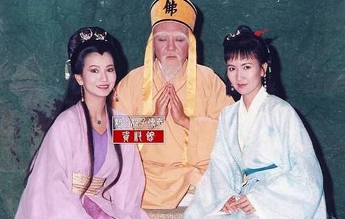 陈美琪赵雅芝悼念法海 陈美琪病逝享年74岁!