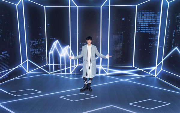 林俊杰线上新歌演唱会圆满成功,腾讯音乐娱乐集团直播平台同步播出
