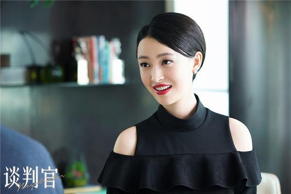 """《谈判官》杨幂今晚""""放大招"""" 黄子韬曝绝配金句"""