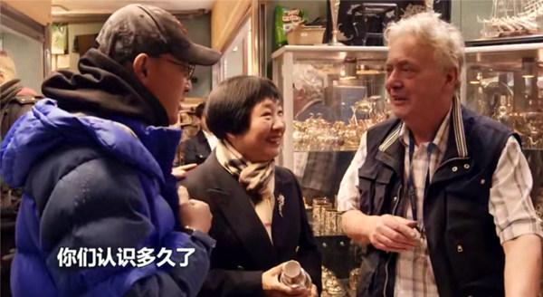 她是会用开水洗古画的中国匠人《最爱故乡味》带上海美食去大英博物馆