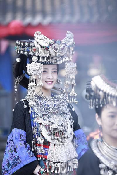 《新笑傲江湖》持续热播 刘珈彤版蓝凤凰惊艳魅惑