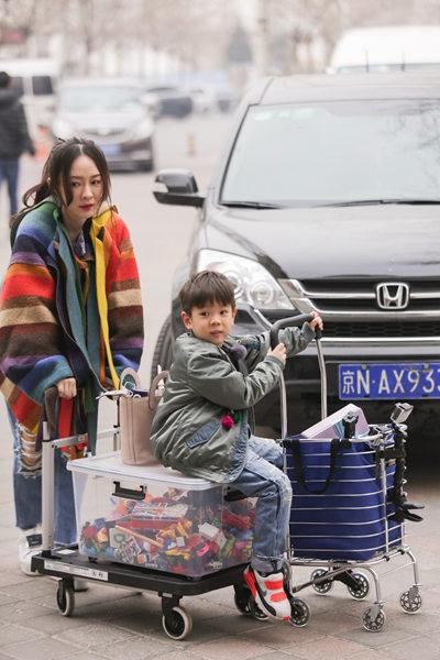 《妈超3》黄圣依父亲日记曝光 霍思燕套路嗯哼遭看穿
