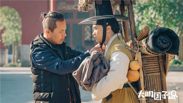 专访|《大明国子监》编剧危巍:我们是个喜剧,,但不是个闹剧