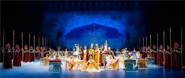 上海鸿闻携手西安演艺集团歌舞剧院 联合呈现丝路文化大型舞剧《传丝公主》