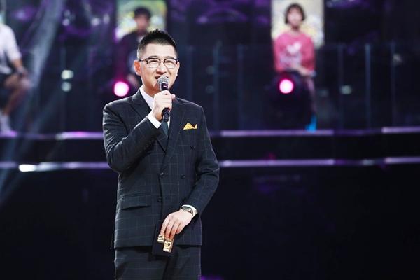 """久违荧屏的""""综艺小可爱""""回来了 彭宇首次主持季播音乐节目   邀请观众一起《嗨,唱起来!》"""