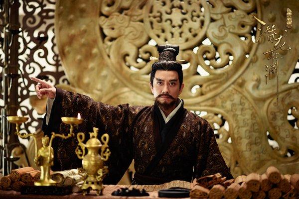 《三国机密之潜龙在渊》热播 谢君豪欲向韩东君下手马天宇从中斡旋