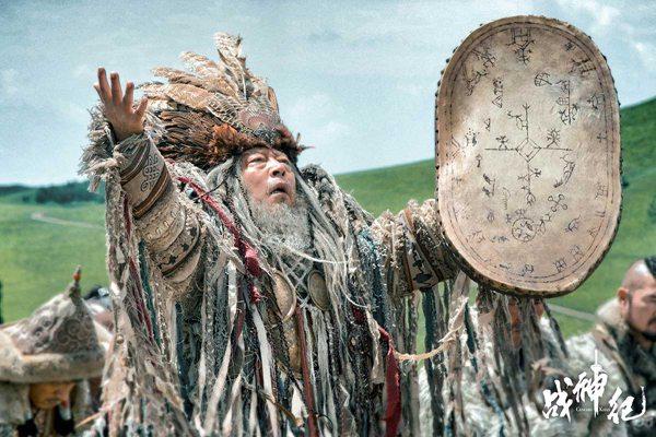 网通传奇新开《战神纪》今日上映曝陈伟霆特辑 看点多多铸就草原英雄传奇