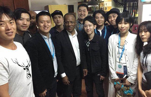 """中国音乐人首次亮相""""大西洋音乐节博览会"""""""