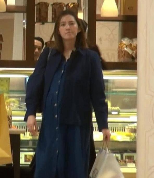 余文乐老婆巨肚  怀孕后的她竟然长这样!