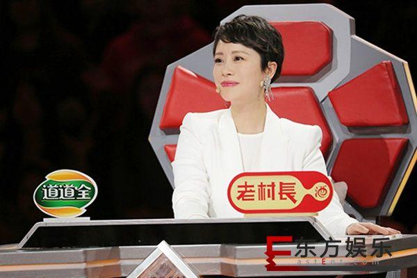 海清《欢乐中国人》揭爱情方程式分享育儿经