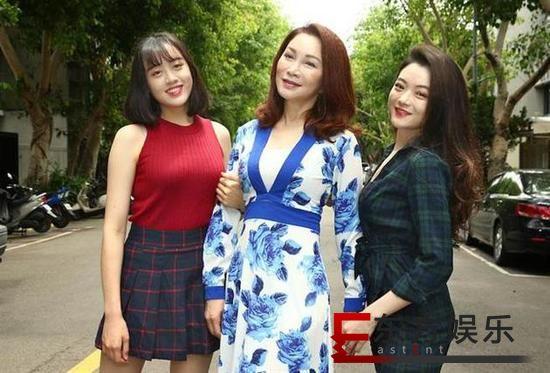 张琼姿女儿遭霸凌  曾出演《金粉世家》