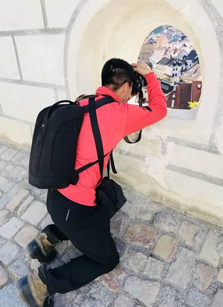 摄影师杨建平专访:勤奋打造出的电影大片效果