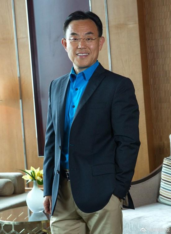 移动电影院CEO高群耀博士: 移动电影院——以技术创造电影市场的增量