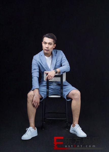 陆耀靖《奔跑吧男人》励志发布 鼓励追求梦想别放弃