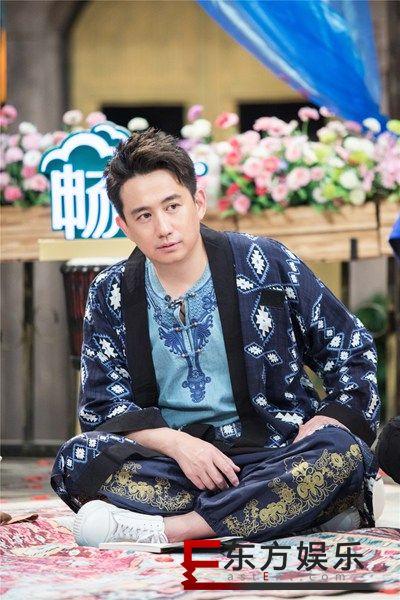 """黄磊重磅加盟《我是大侦探》  """"神算子""""变街头艺人玩杂耍"""