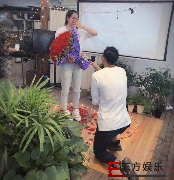 杨珺菁接受求婚  或将于2019年完婚