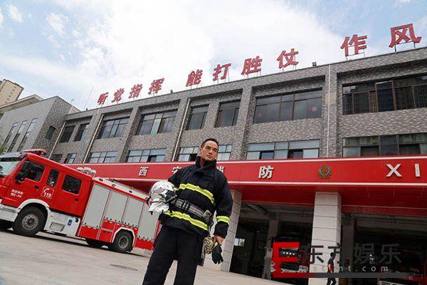 《不一样的他们》杀青 张政勇演绎真实消防故事