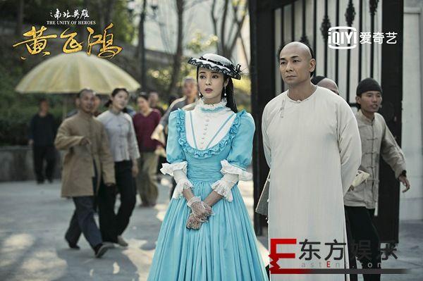 《黄飞鸿之南北英雄》赵文卓续经典 优质内容成就爆款网络电影