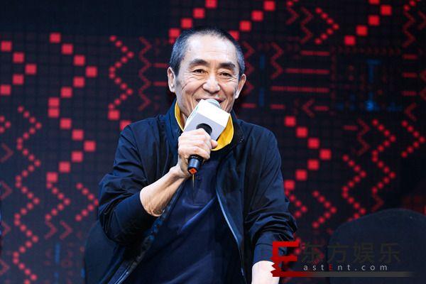 """张艺谋在京发布《对话·寓言2047》第二季 再次挑战""""观念"""""""