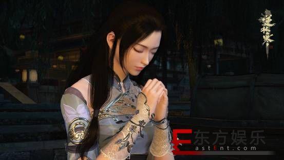 程小东飘逸武打再现江湖 入驻网易游戏《逆水寒》重塑武侠梦