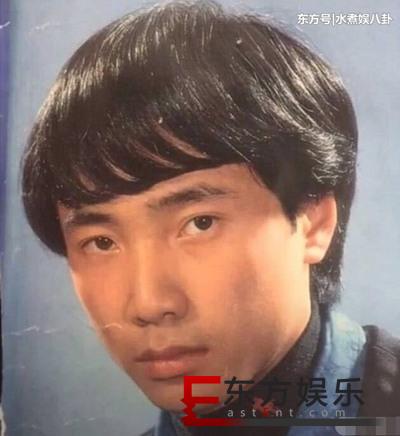 徐峥曾当发型模特  这头发浓密的像是假发!