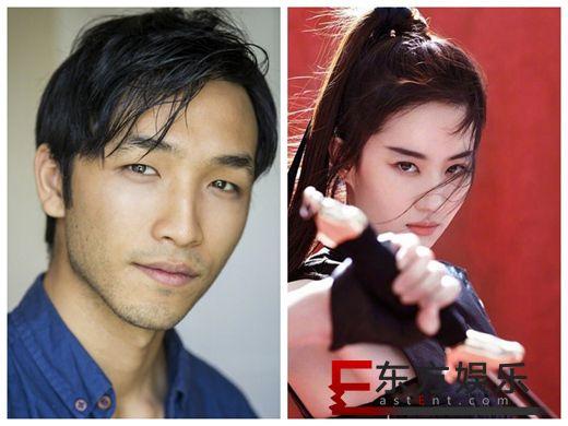 花木兰男主角确定 谁是刘亦菲的他?