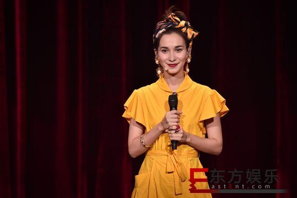 """《跨界歌王》卢靖姗、文松形象差距大,竟成中国版""""美女与野兽""""?"""