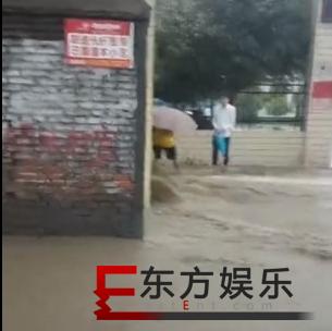 湖南学生被水冲走  目前正在全力抢救!