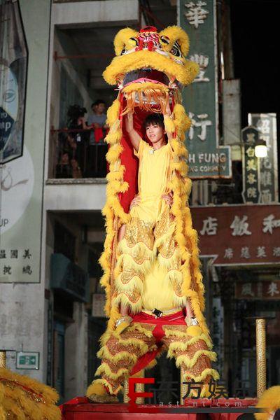 《高能》获《光明日报》点赞,王俊凯成舞狮少年