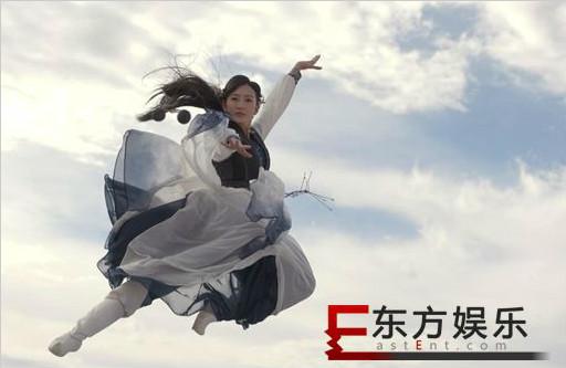 《莽荒纪》特辑 刘恺威王鸥高难度演绎空中眼神杀