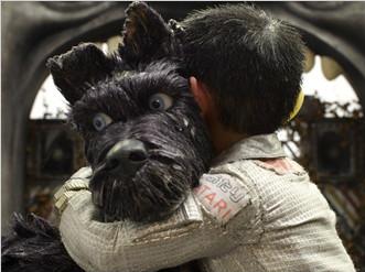 电影《犬之岛》上线 感受韦斯·安德森的极致美学