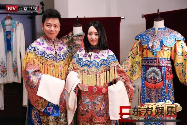 杨钰莹参加《传承中国》感动落泪,《环球时报》聚焦国粹传承
