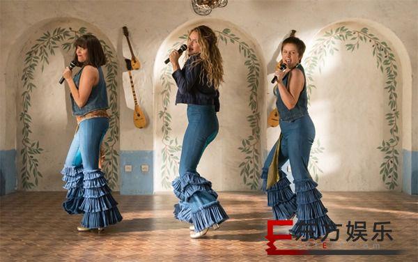 《妈妈咪呀2》定档8月3日 百老汇经典系列首登内地银幕