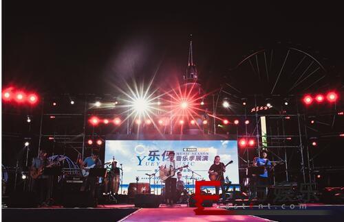 2018年乐伢音乐季之西游记开幕演出 用音乐点燃京西激情盛夏