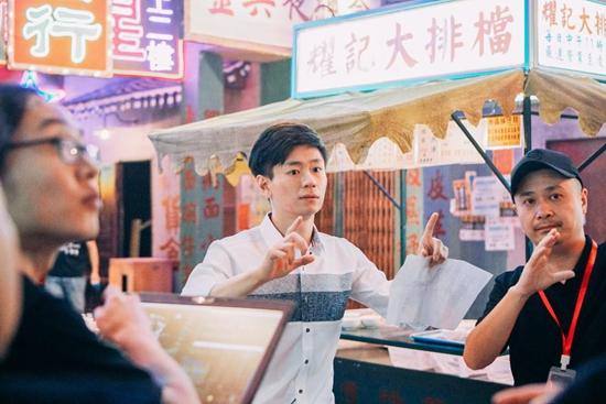 《幻乐之城》90后导演陆可搭档尹正重温港片经典 以音乐构建时空桥梁