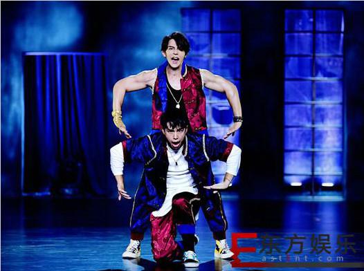 汪东城《新舞林大会》魅力发射  《双截棍》点燃回忆杀