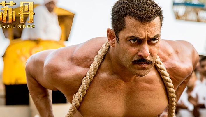 印度最燃动作电影《苏丹》突破题材限制   暑期档压轴震撼来袭