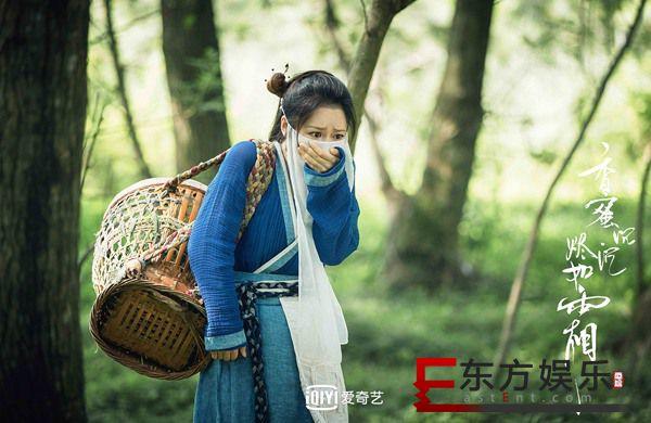 """《香蜜沉沉烬如霜》阴谋伊始  锦觅新菜系""""七夕蜜果""""安排"""