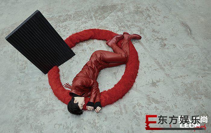 范丞丞金九大片曝光 高级酷盖诠释初秋潮范儿