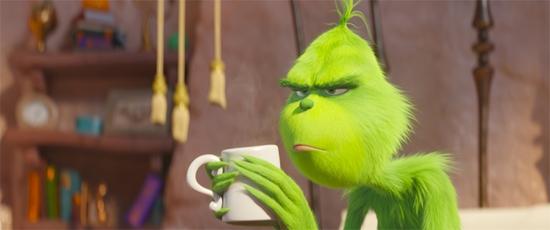 《绿毛怪格林奇》新预告脑洞大开 揭秘如何偷走圣诞节
