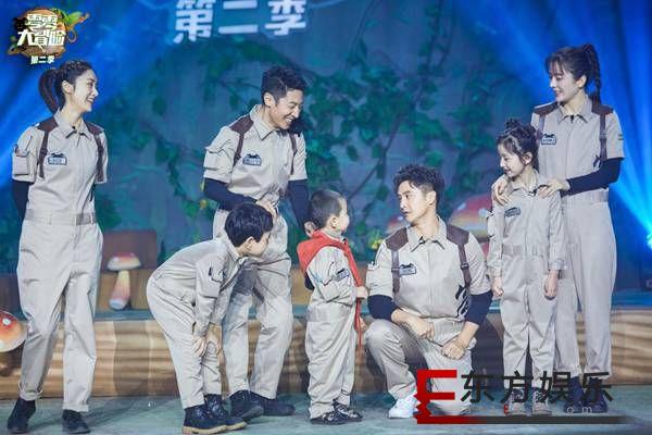 《零零大冒险2》今日回归   撒贝宁刘芸鼓励青克乐体会勇气的力量